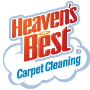 Heavens Best Carpet & Upholstery Cleaning Logo