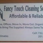 FANCY TOUCH CLEANING SERVICE Cover Photo