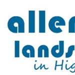 Allen Landscape Centre on 45th Logo