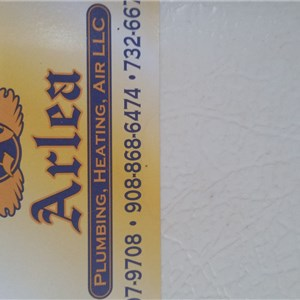 Arlea Plumbing, Heating, LLC. Logo