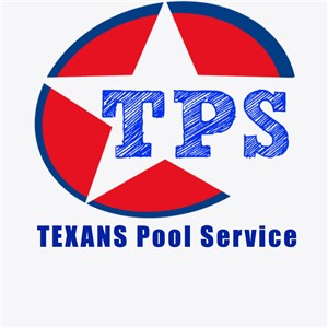 Texans Pool Service Logo