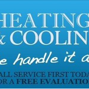 Service First Heating AND Cooling Cover Photo