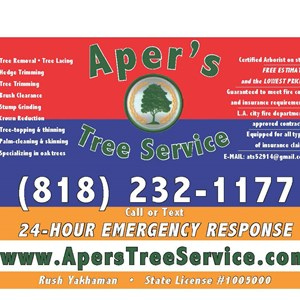 Apers Tree Service Cover Photo