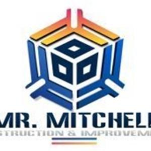 Mr. Mitchell Construction & Improvements Logo