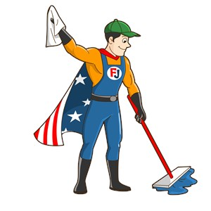 Fremont Janitorial Logo