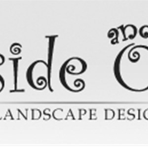Inside And Out Landscape Design Logo