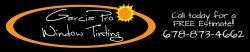 Garcia Pro Window Tinting Logo