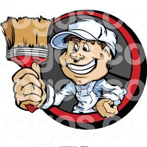 Davis Painting & Deckcare @ FACEBOOK  & GOOGLE Logo