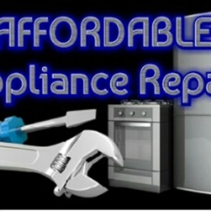 Affordable Appliance Repair Cover Photo