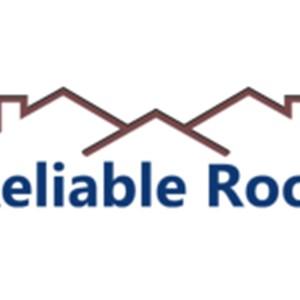 A Reliable Roofer Logo