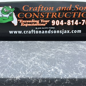 Crafton And Sons Construction Logo