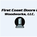 First Coast Doors & Woodworks, LLC. Logo
