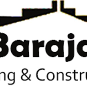 Barajas Roofing & Construction Logo