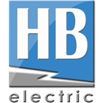 HB Electric Inc. Logo