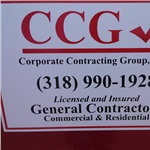 Corporate Contracting Group, LLC Logo