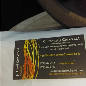 Customizing Colors LLC Logo
