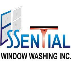 Essential Windwo Washing Logo