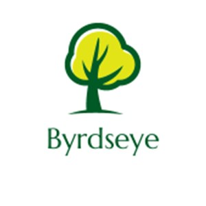 Byrds Eye Gardening Solutions Logo