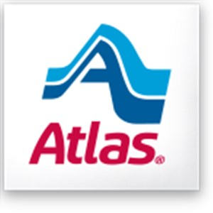Atlas Transfer & Storage Co. Logo