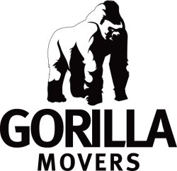 Gorilla Movers Logo