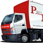 Pro Moves Relocation Services Logo