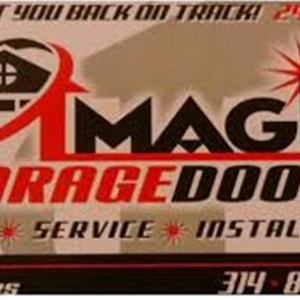 Magic Garage Door Repair Logo