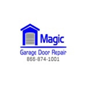Magic Garage Door Repair CA Logo