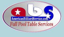 American Billiard Service Logo