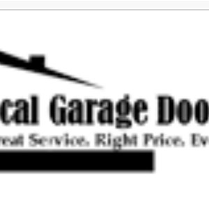 Local Garage Door Pros Logo