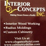 Interior Concepts Inc Logo