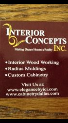 Interior Concepts Inc