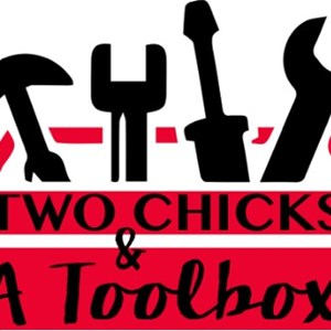 Two Chicks & a Toolbox Logo