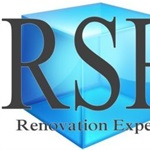 RSR Renovation Experts Logo
