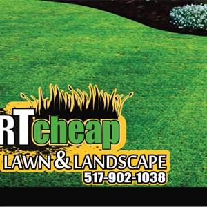 Dirt Cheap Lawn & Landscape Cover Photo