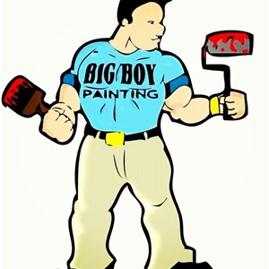 Big Boy Painting Cover Photo