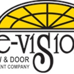 Revisions Window & Door Replacement Company Logo