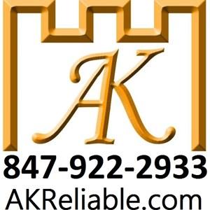 AK RELIABLE CONSTRUCTION INC. Logo
