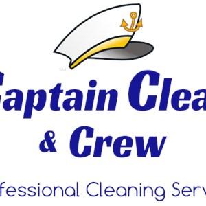 Captain Clean & Crew Logo