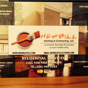Newbill Painting & Contracting,llc Cover Photo