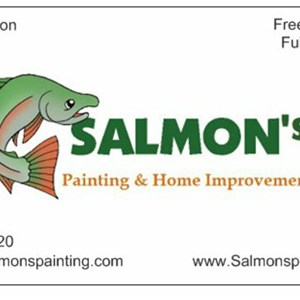 Salmons Painting and Home Improvements Cover Photo