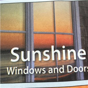 Sunshine Windows & Doors Logo