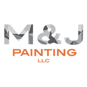 M And J Painting Logo
