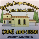 Quality Improvements By John Friend, LLC Logo