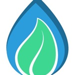 Blueh2o Irrigation & Landscaping Logo