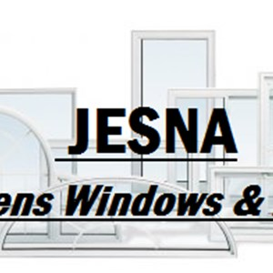 Jesna Screens Windows & Doors Logo