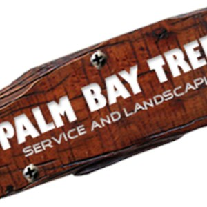 Palm Bay Tree Service Logo