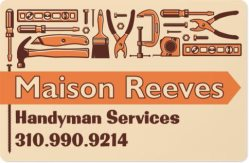 Maison Reeves Logo