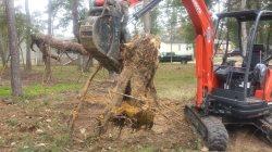 Mcphate Excavating Logo