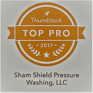 Sham Shield Powerwashing, LLC Logo