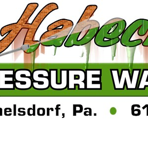 Habecker Pressure Washing And Roof Cleaning Logo